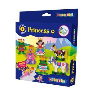 Playbox - Pärlset midi, prinsessa, 2000 pärlor
