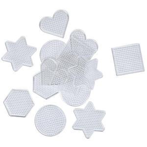 Playbox - Pärl-plattor 15 små olika former
