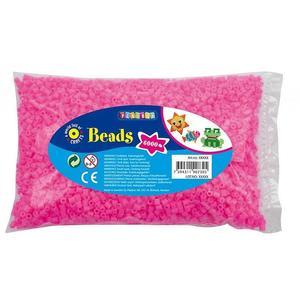 Playbox - Midi-Pärlor 6000st 107 rosa